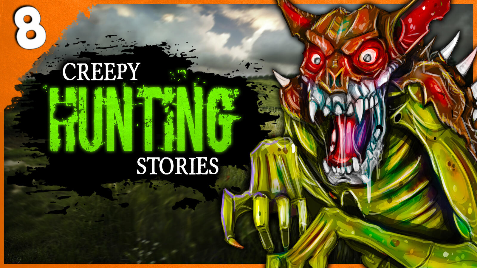 Audioboom / Episode 519 - 8 REAL Hunting Horror Stories