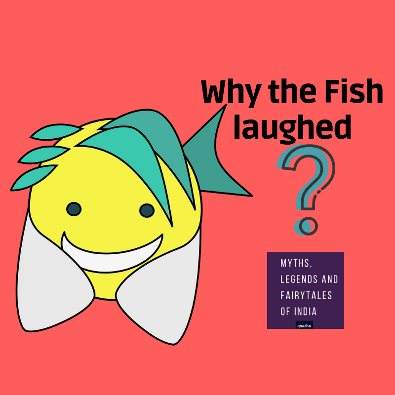 Why The Fish Laughed?