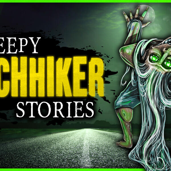 Audioboom / 5 DISTURBING Hitchhiking Stories | Episode 523