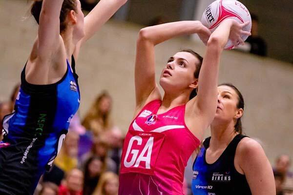 17: Netball Show: Lucy Parize (28th Feb 2019)
