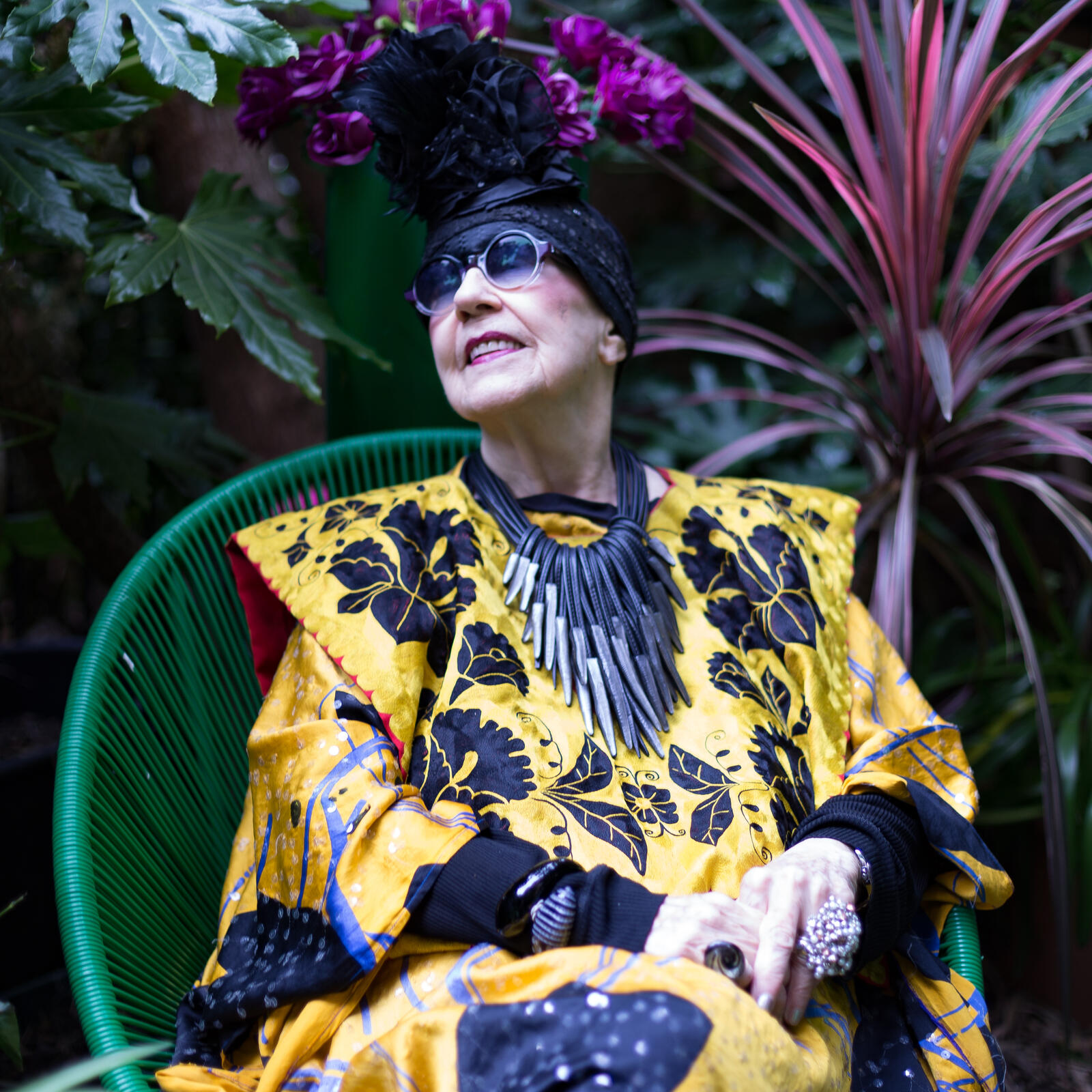 2: Molly Parkin: the grand dame of British bohemia on Soho's glory days, Louis Armstrong and self love