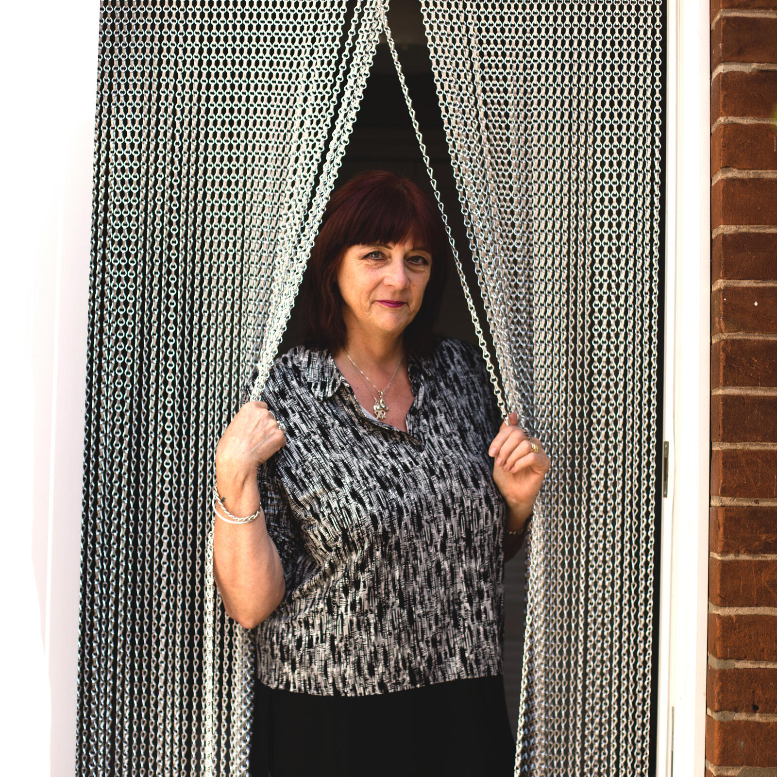 Cosey Fanni Tutti showed us around her home, an old school