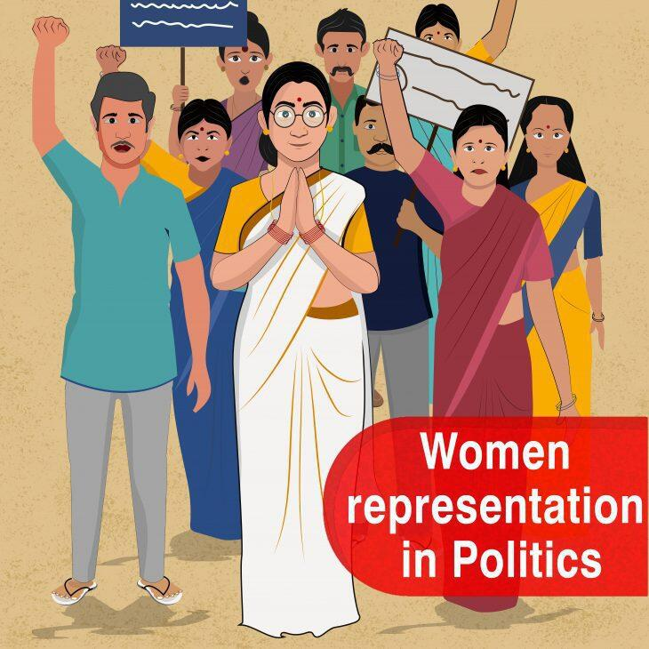 Women representation in politics