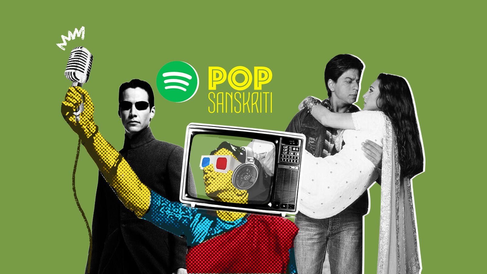 3: Indo-Pak Films in Bollywood, 20 Years of Matrix, Spotify & More!