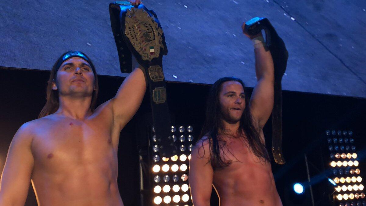 VOW Flagship: Young Bucks & AAA, AJPW, Mania Weekend & more!