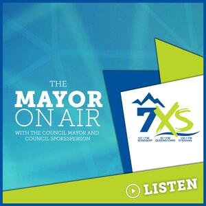 The Mayor on Air on 7XS