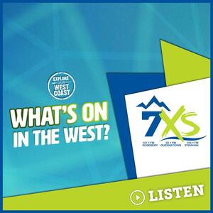 What's on in the West on 7XS