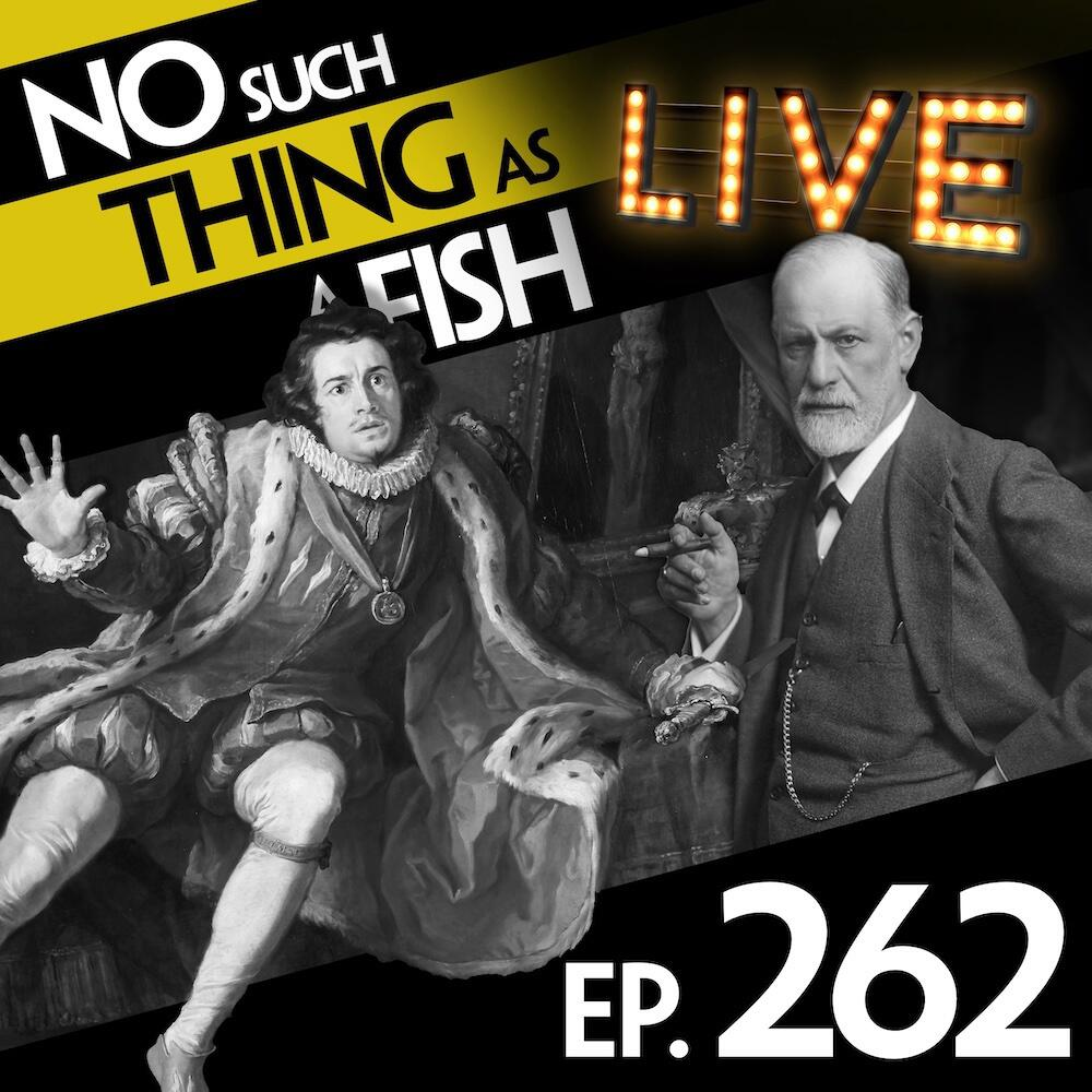 Episode 262: No Such Thing As A Man In A Wine Bottle