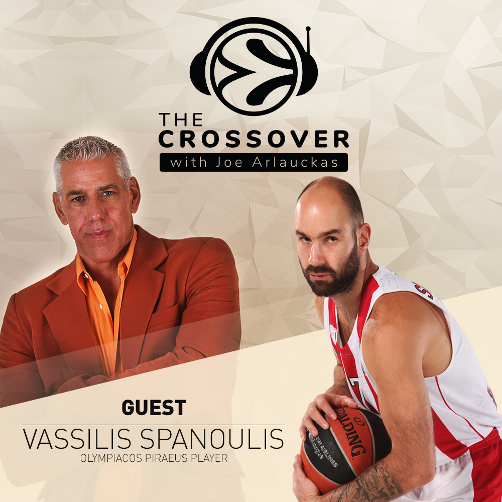 The Crossover: Vassilis Spanoulis