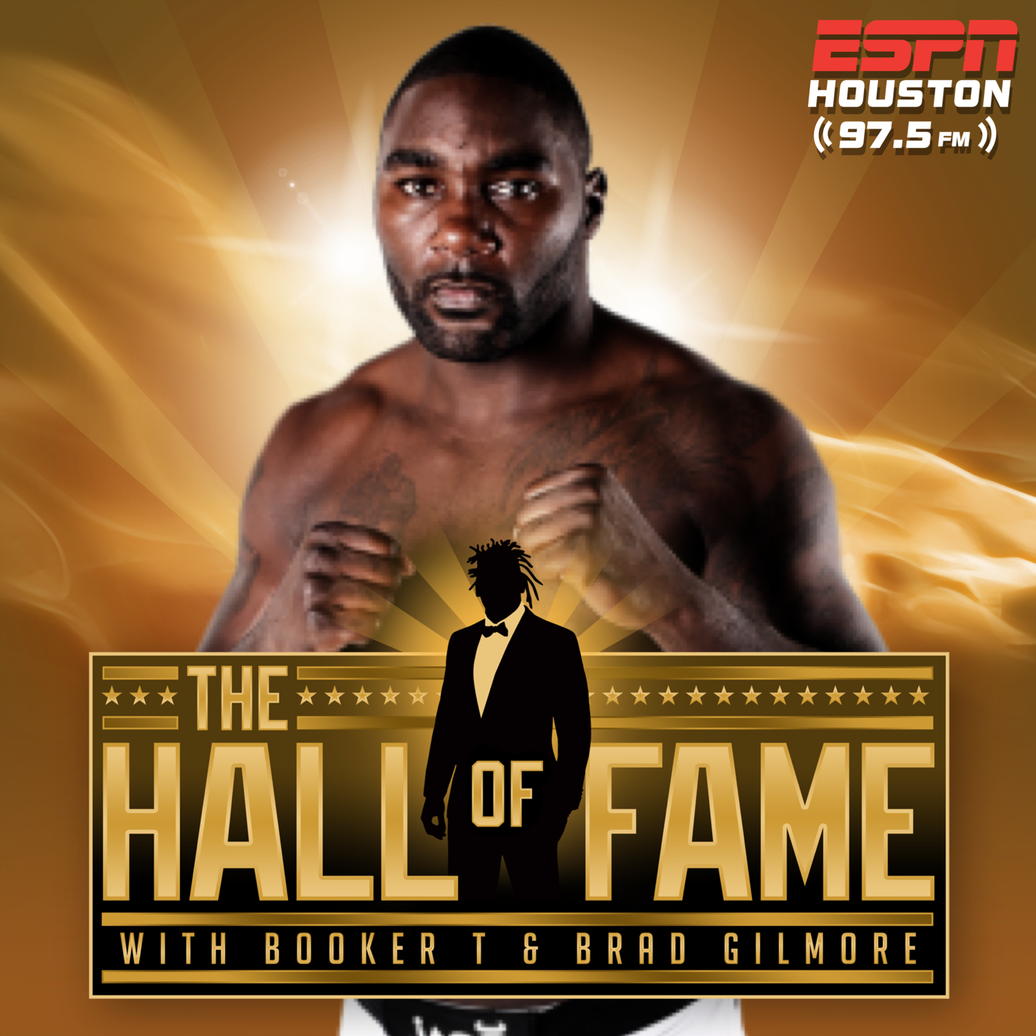 The Hall of Fame with Booker T & Brad Gilmore | Podbay