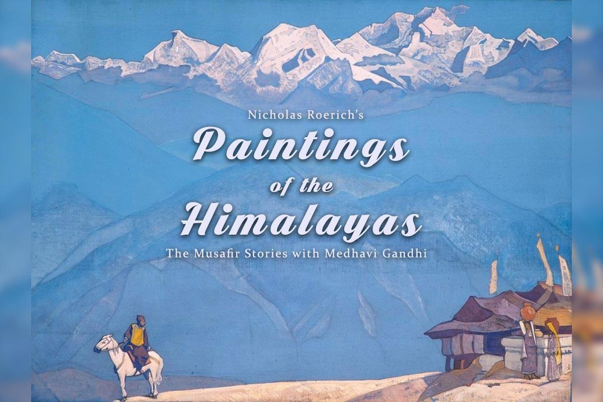 59: TMS Specials: Paintings of the Himalayas with Medhavi Gandhi
