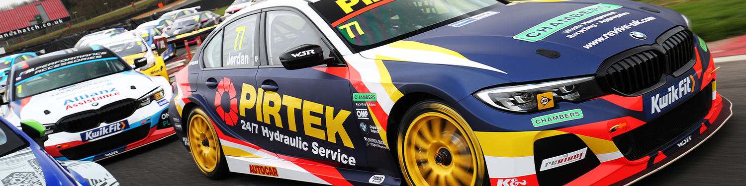 On Track with Andrew Jordan