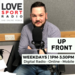Up Front Podcast 1 1