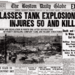 newsletter-Great Boston Molasses Flood 1919