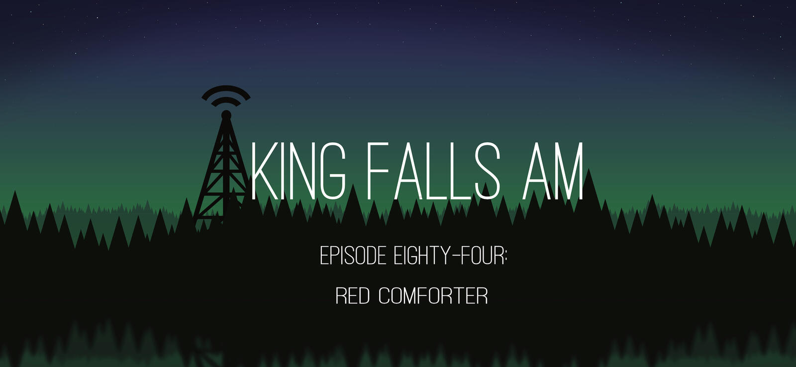 Episode Eighty-Four: Red Comforter