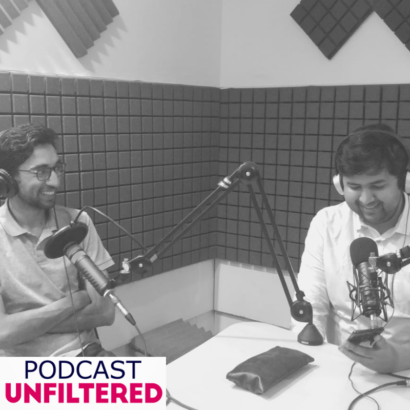 7: School friends that started a Podcast Network ft. Vikram and Vidur from Muncher Media