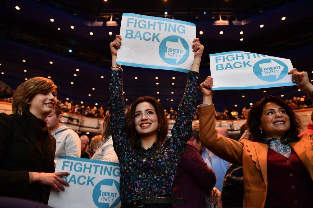 Will the Brexit party triumph at the European Elections?