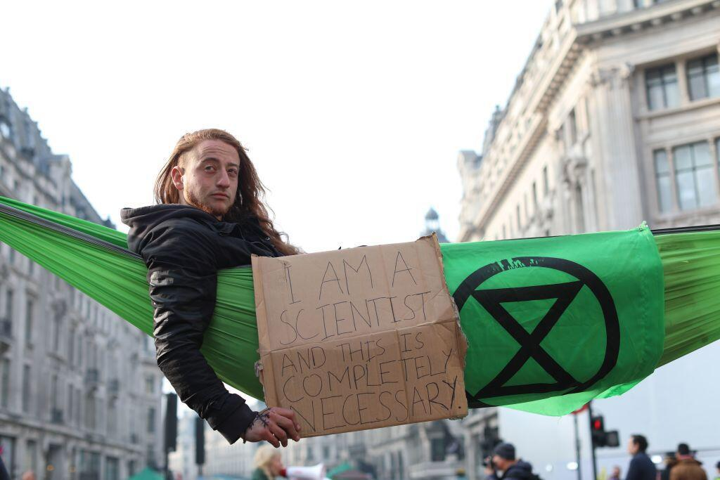 Have the Extinction Rebellion protests had any impact?