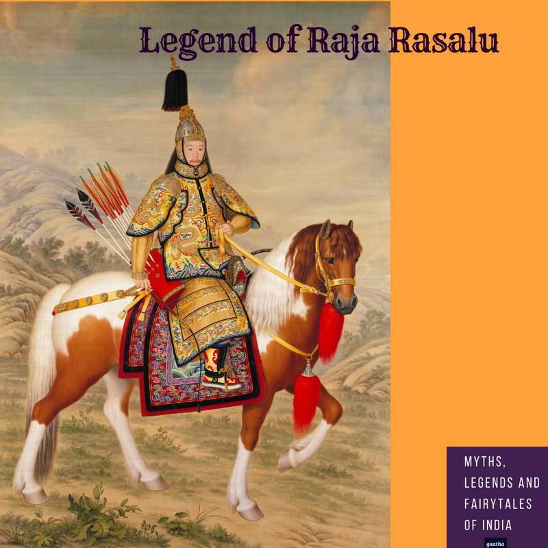 The Legend of Raja Rasalu- Part III