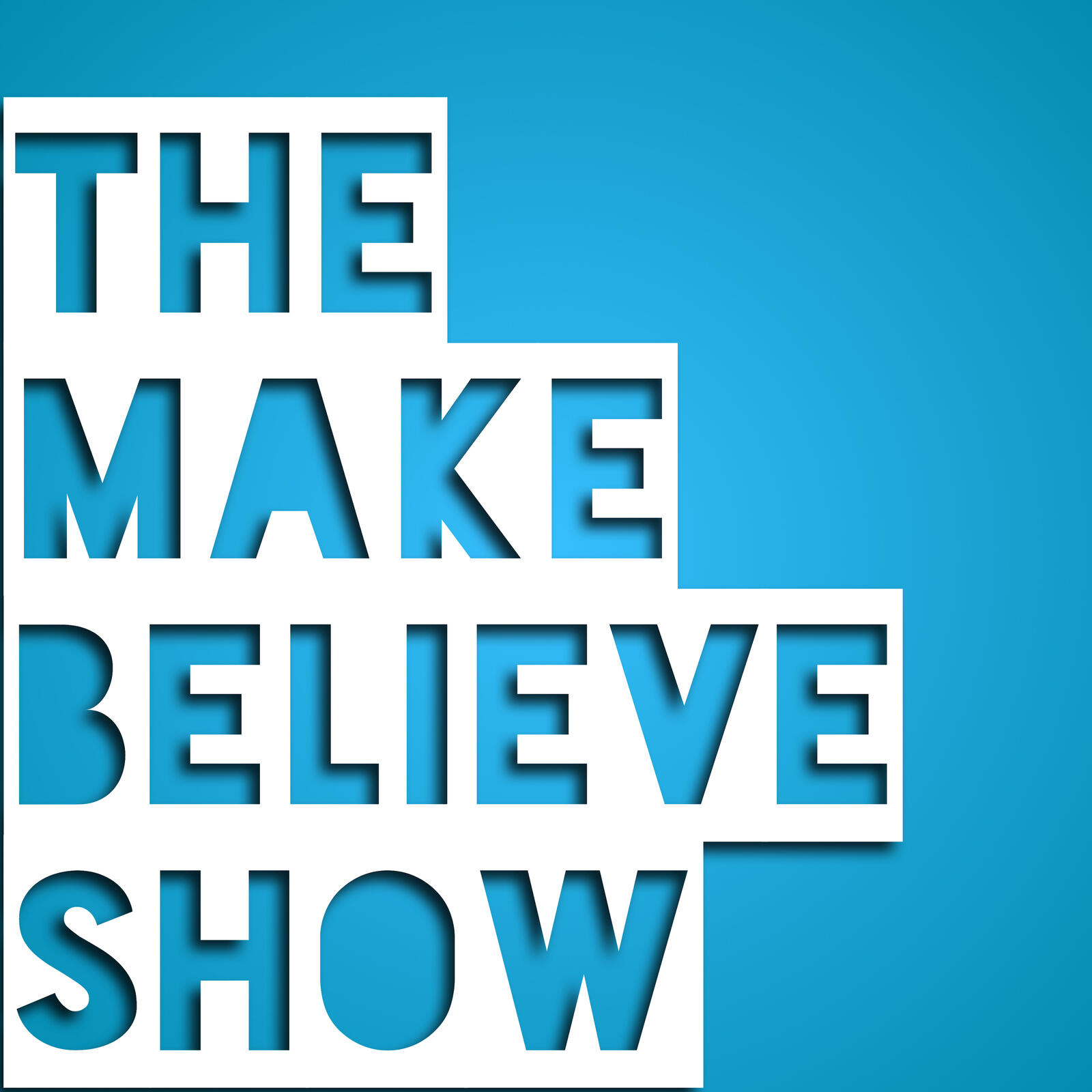 The Make Believe Show debuts TOMORROW!