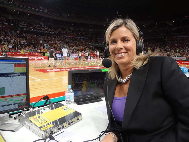 35: Netball Show : Sue Gaudion