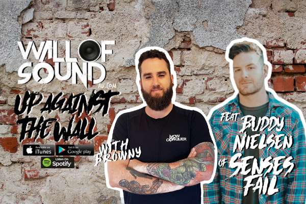 Episode #73 feat. Buddy Nielsen of Senses Fail