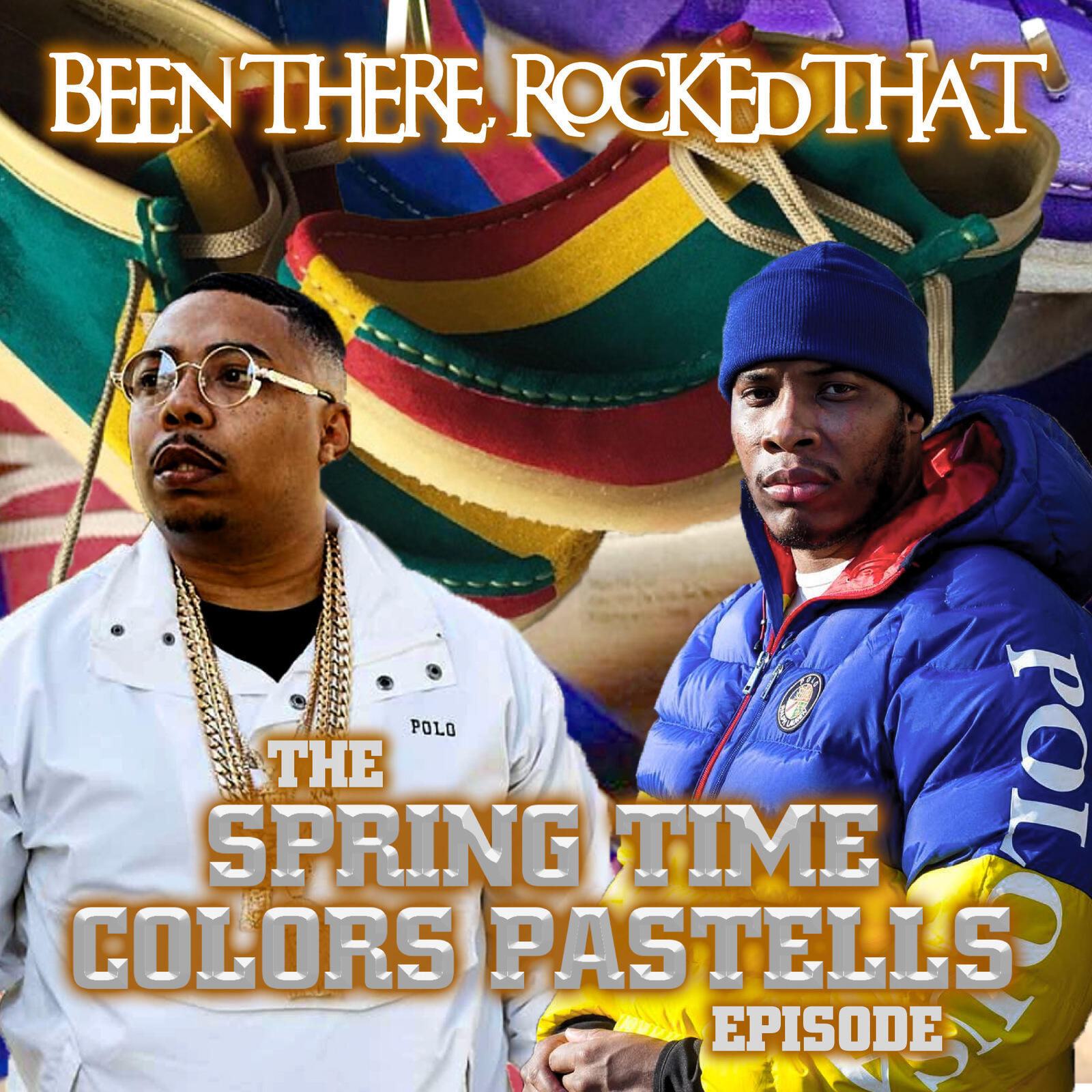 52: The Spring Time Colors Pastells Episode