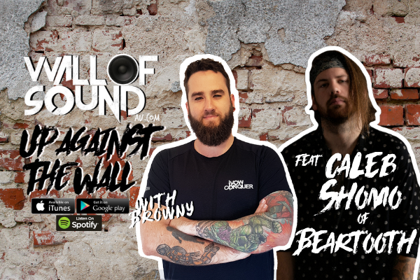 Episode #74 feat. Caleb Shomo of Beartooth