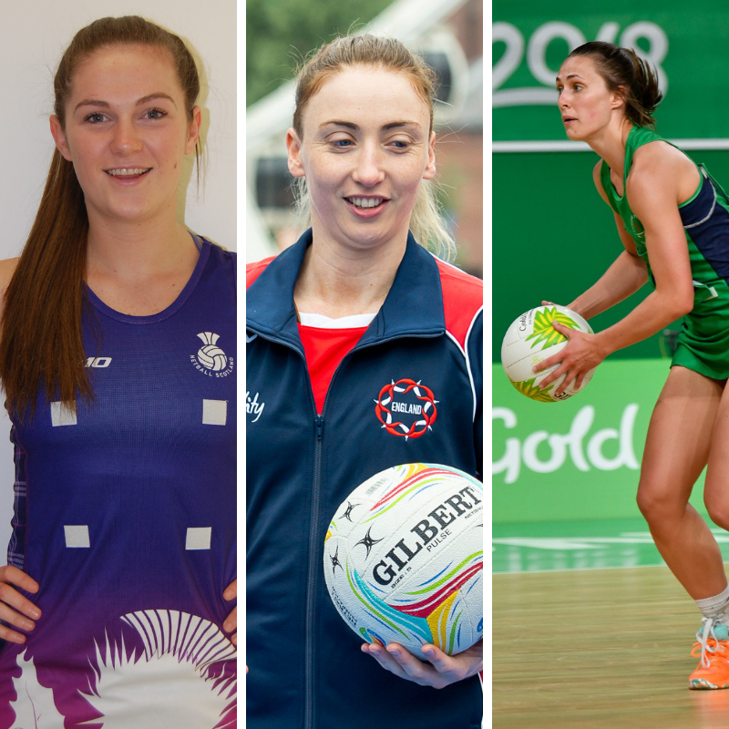 Netball World Cup Special: Niamh Cooper, Jade Clarke and Emily Nicholl