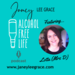 alcohol free life podcast guest lotta mrs d