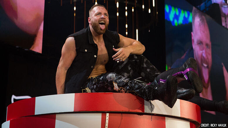 VOW Flagship: Moxley on Talk is Jericho & AEW Double or Nothing