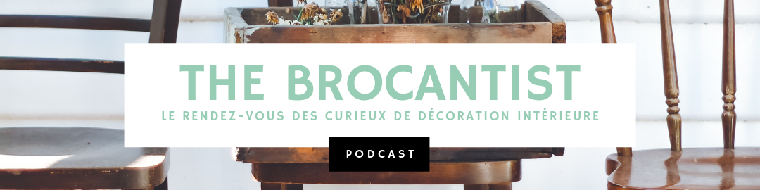 The Brocantist podcast