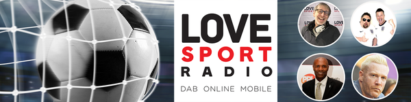 Straight Down The Middle on Love Sport Radio