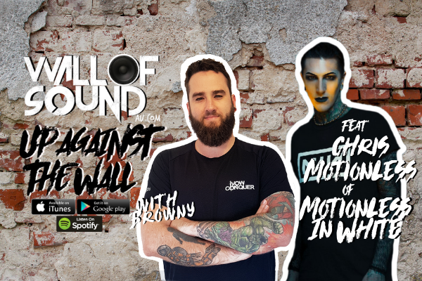 Episode #76 feat. Chris Motionless of Motionless In White