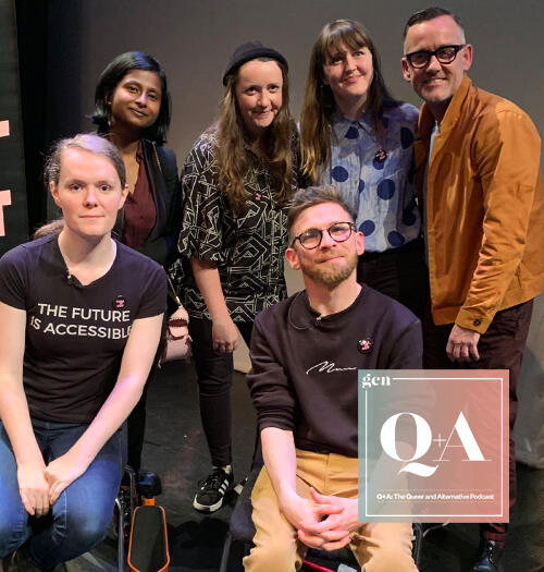 10: Q&A: Live from Call It Out - A Queer Perspective