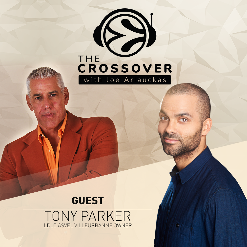 The Crossover: Tony Parker