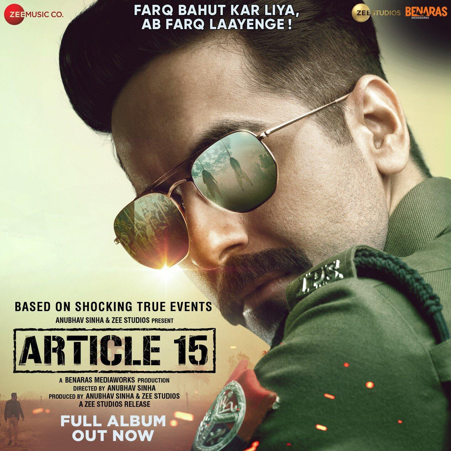 "Ep 240- ""The priviliged have to question the priviliged..."" Anubhav Sinha talks Article 15"