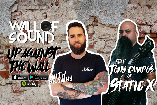 Episode #78 feat. Tony Campos of Static-X