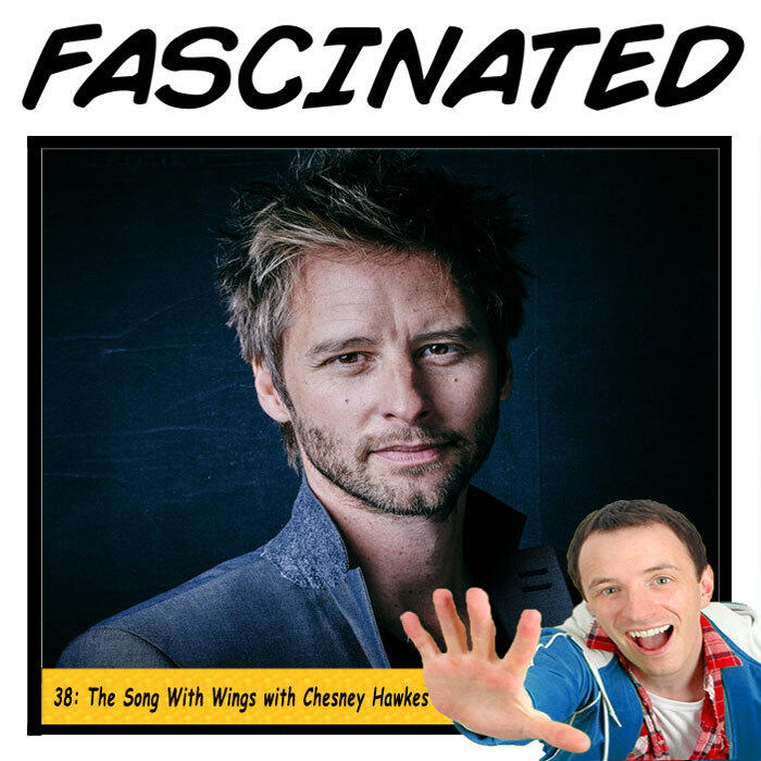 Ep 38: The Song With Wings with Chesney Hawkes