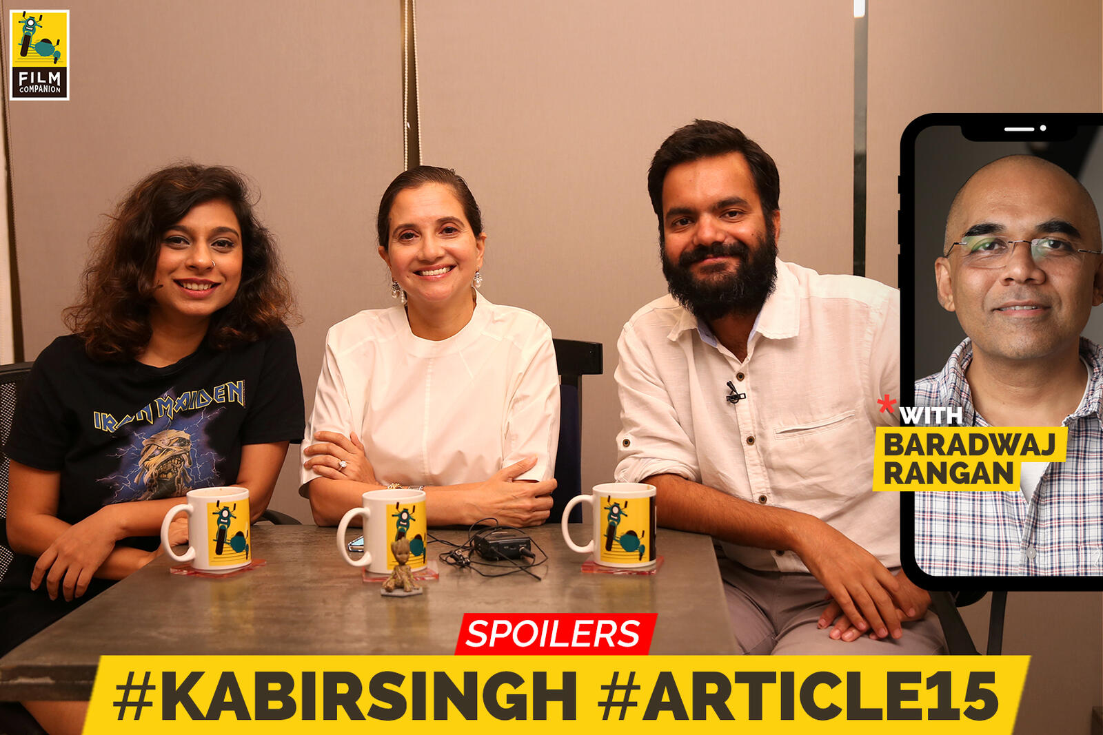 Audioboom / Kabir Singh, Article 15 Review | Spoilers | Let's Talk