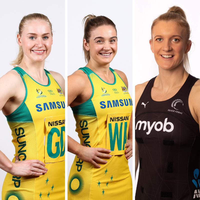 Netball World Cup Special: Jo Weston, Liz Watson and Shannon Saunders