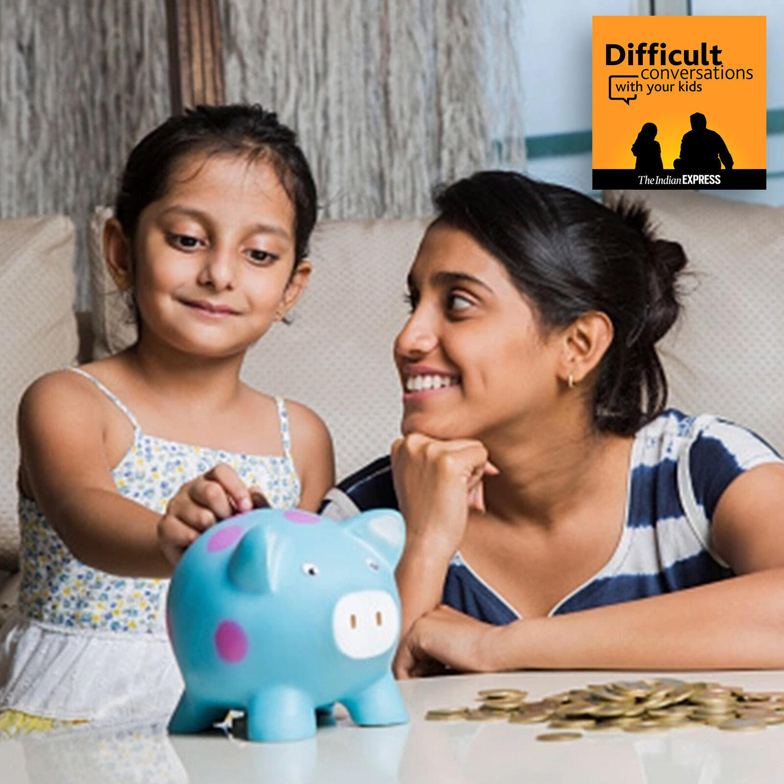 18: How to discuss money and savings with your child