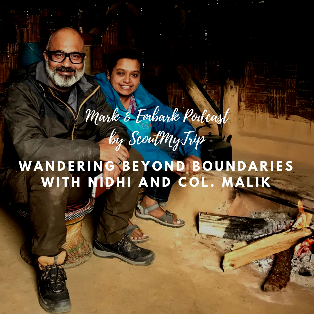 7: Wandering Beyond Boundaries with Nidhi and Col. Satty