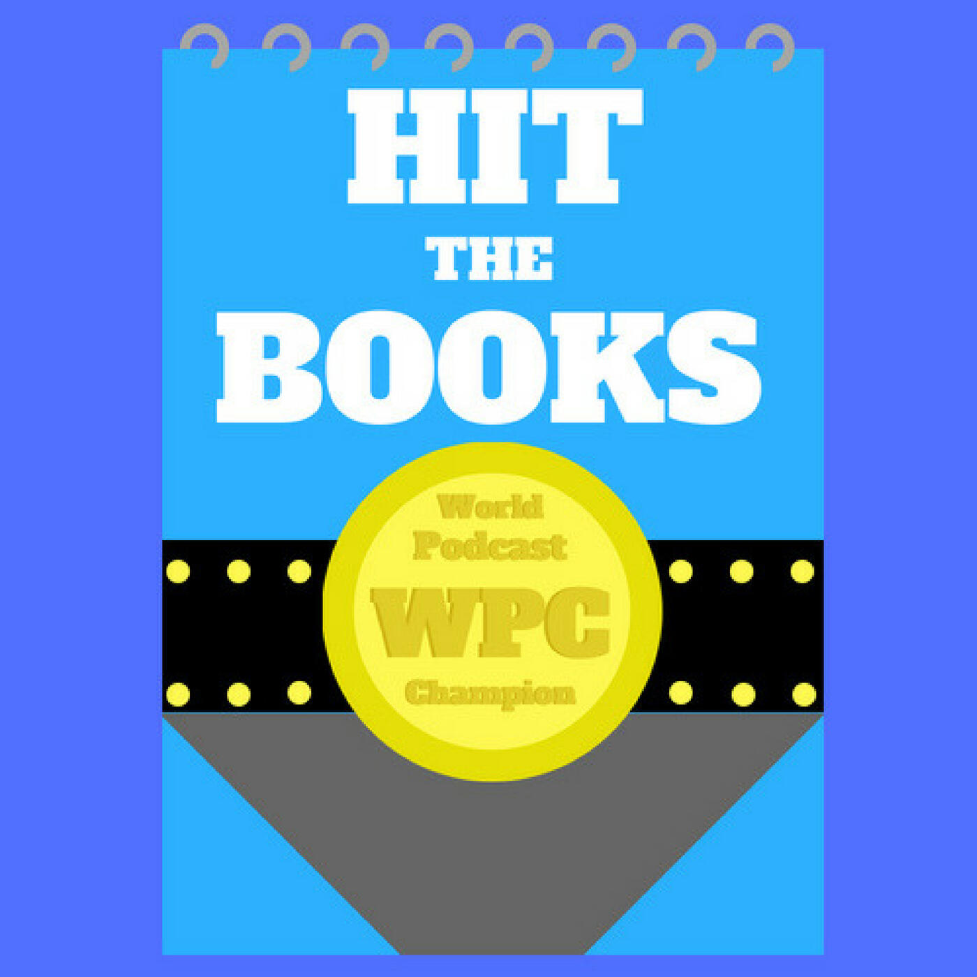 Audioboom / Hit the Books: Season 2 Episode 13