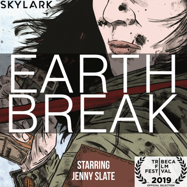 Earth Break: This Podcast Features an Amazing Jenny Slate