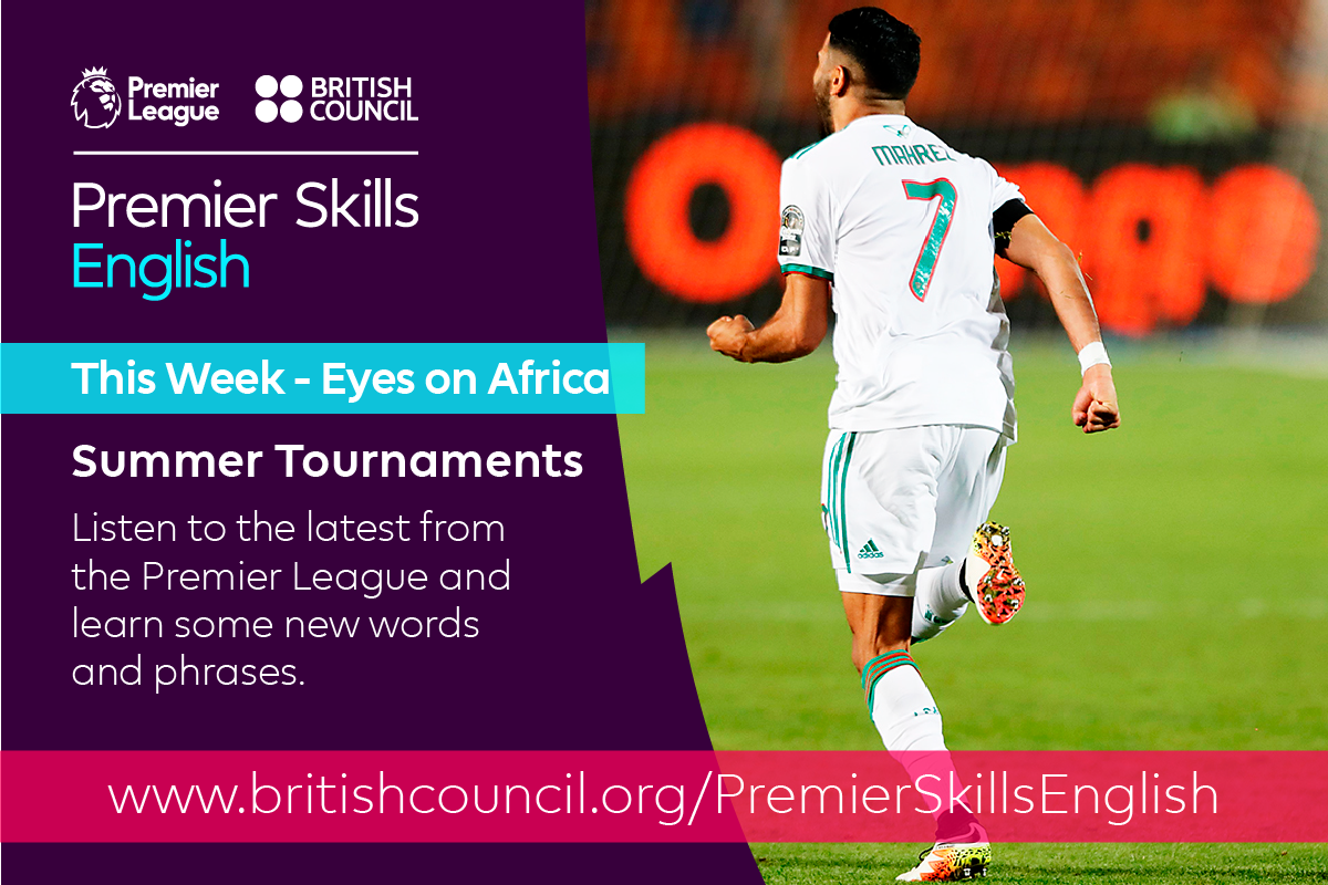 Summer Tournaments: Eyes on Africa