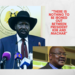 There is nothing to be ironed out between President Kiir and Machar -2