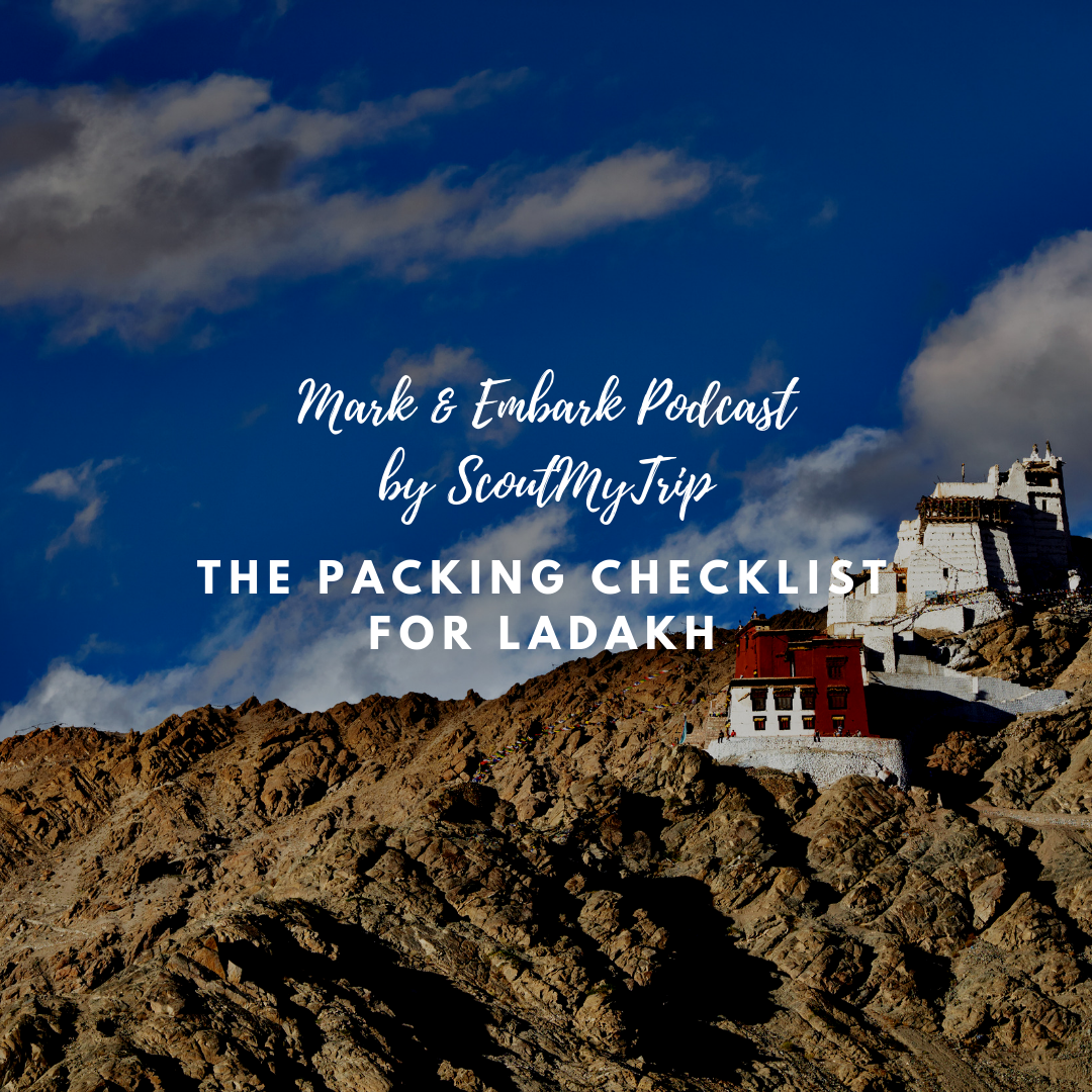 10: The Packing Checklist for a Ladakh Road Trip