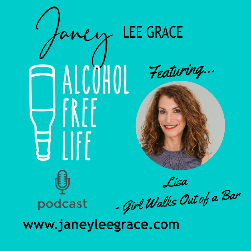 34: With Lisa Smith author of Girl Walks out of a Bar