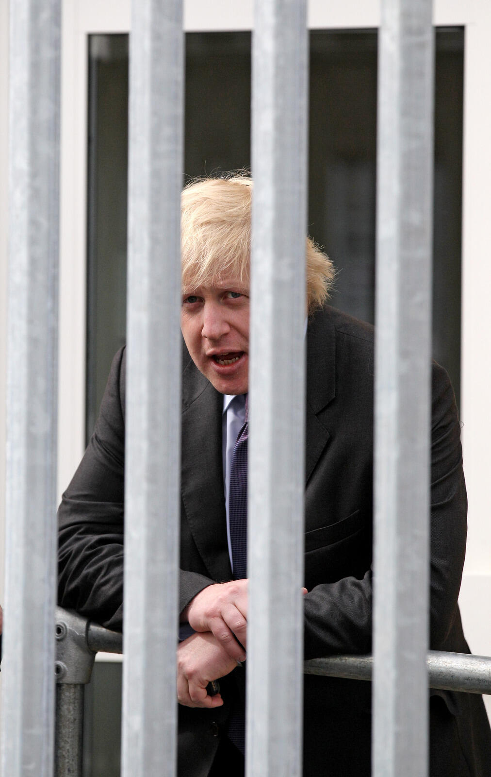 What's behind Boris's crime crackdown?
